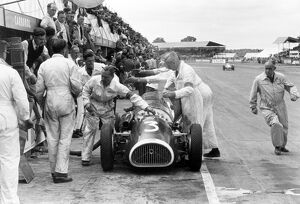 1952 British Grand Prix - Kenneth McAlpine