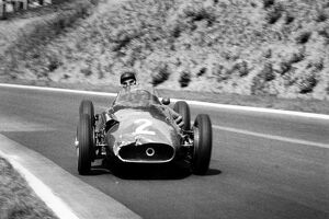 1957 French Grand Prix - Juan Manuel Fangio