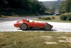 1957 French Grand Prix - Maurice Trintignant