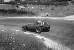 1957 Pescara Grand Prix - Stirling Moss