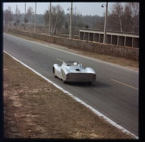 1963 LE MANS TEST DAY