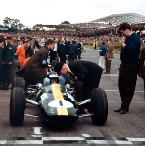 1964 British Grand Prix - Jim Clark