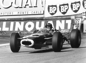 1965 Monaco Grand Prix - Graham Hill