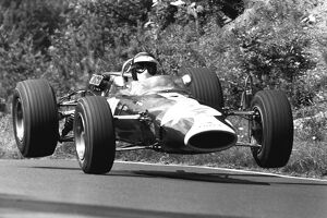 1967 German Grand Prix - Jackie Oliver