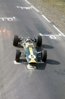 1967 United States Grand Prix - Jim Clark