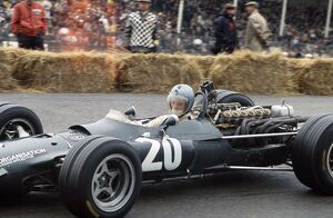 1968 Dutch Grand Prix - Piers Courage