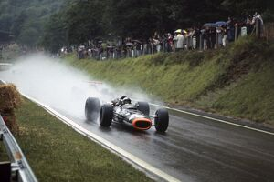 1968 French Grand Prix - Pedro Rodriguez