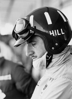 1968 South African Grand Prix - Graham Hill