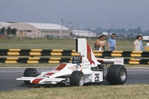 1974 Argentinian Grand Prix - Graham Hill