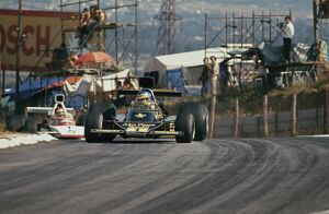 1974 South African Grand Prix - Ronnie Peterson