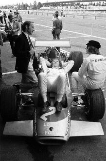 Jackie Stewart 1969, 1971, 1973 (Selection of 276 Items)