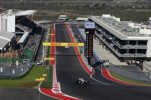 Formula One World Championship, Rd19 United States Grand Prix, Practice, Austin, Texas