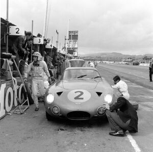 Goodwood, Great Britain. 24 August 1963.