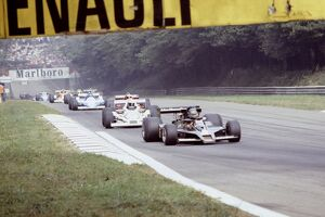 Monza, Italy. September 1978