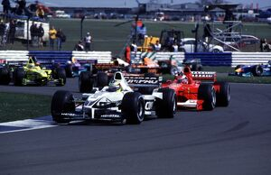 Silverstone, England. 21st - 23rd April 2000.
