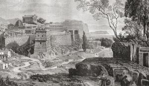 Mycenae, The Centre Of Early Greek Culture As It Appeared In The Heroic Age