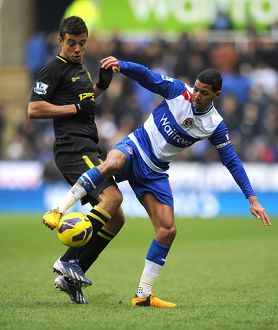 Barclays Premier League - Reading v Wigan Athletic - Madjeski Stadium