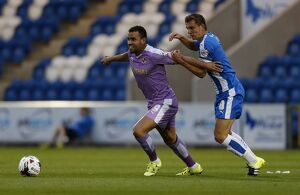 Capital One Cup - First Round - Colchester United v Reading - Weston Homes Community