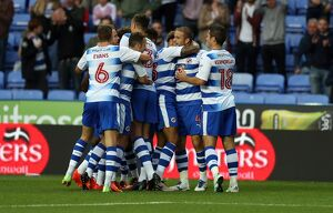 EFL Cup - Reading v Plymouth Argyle - First Round - Madejski Stadium