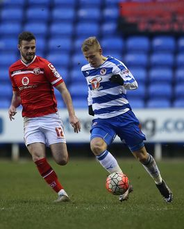 Emirates FA Cup - Reading v Walsall - Fourth Round - Madejski Stadium