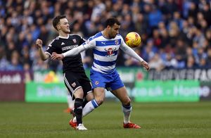 <b>Reading v Brentford</b><br>Selection of 20 items