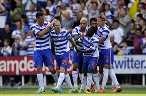 Reading v Ipswich Town