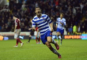 Reading v Nottingham Forest