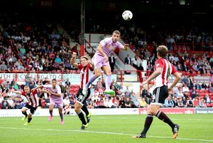 Sky Bet Championship - Brentford v Reading - Griffin Park
