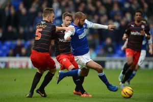 Sky Bet Championship : Ipswich Town v Reading