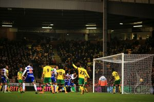 Sky Bet Championship - Norwich City v Reading - Carrow Road