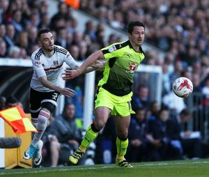 Sky Bet Championship - Play off - First Leg - Fulham v Reading - Craven Cottage