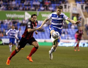 <b>Reading v AFC Bournemouth</b><br>Selection of 8 items