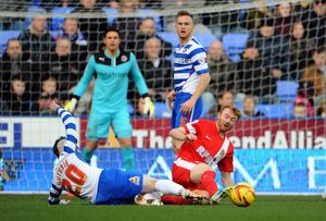 Sky Bet Championship : Reading v Blackburn Rovers