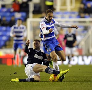 <b>Reading v Bolton Wanderers</b><br>Selection of 12 items