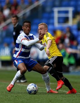 <b>Reading v Brentford</b><br>Selection of 3 items