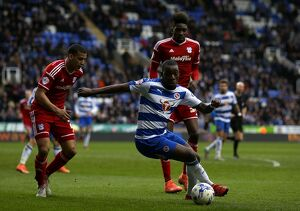 Sky Bet Championship - Reading v Cardiff City - Madejski Stadium