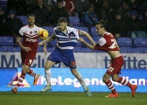 <b>Reading v Charlton Athletic</b><br>Selection of 4 items