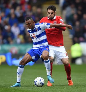 Sky Bet Championship - Reading v Charlton Athletic - Madejski Stadium