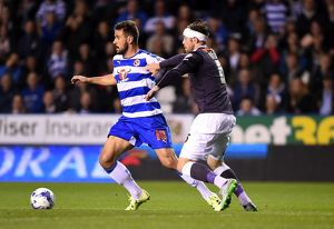 <b>Reading v Derby County</b><br>Selection of 9 items