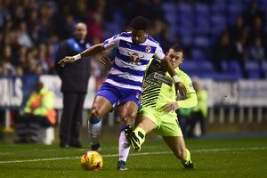 <b>Reading v Huddersfield Town</b><br>Selection of 12 items