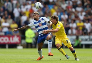 <b>Reading v Leeds United</b><br>Selection of 16 items