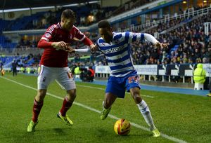 Sky Bet Championship : Reading v Nottingham Forest
