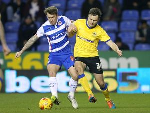 <b>Reading v Wigan Athletic</b><br>Selection of 17 items