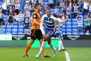 <b>Reading v Wolves</b><br>Selection of 13 items
