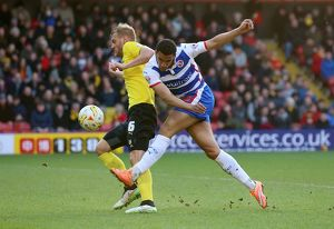 Sky Bet Championship - Watford v Reading - Vicarage Road