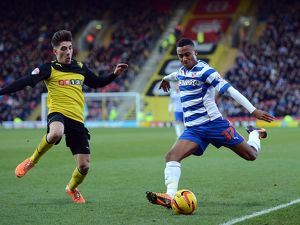 Sky Bet Championship : Watford v Reading