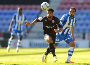 Sky Bet Championship - Wigan Athletic v Reading - DW Stadium