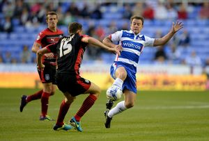 <b>Reading v Huddersfield Town</b><br>Selection of 2 items