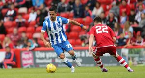 Aberdeen v Brighton and Hove Albion Pre-season friendly 26/07/2015