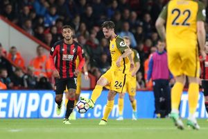 AFC Bournemouth v Brighton and Hove Albion Premier League 15SEP17